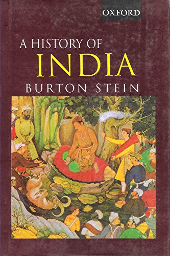 9780195654462: A history of India