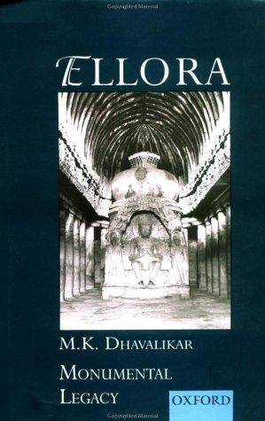 9780195654585: Ellora (Monumental Legacy)