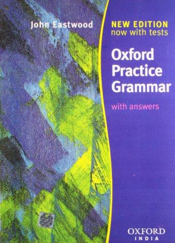 9780195654721: Oxford Practice Grammar