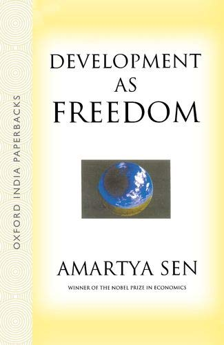 9780195655261: Development as Freedom
