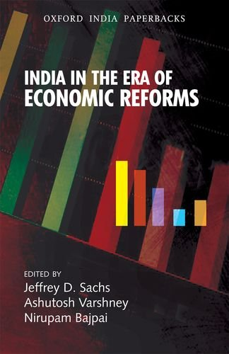 9780195655292: India in the Era of Economic Reforms (Oxford India Paperbacks)
