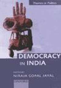 Democracy in India: Niraja Gopal Jayal (ed.)