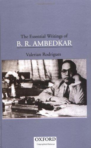 9780195656084: The Essential Writings of B. R. Ambedkar