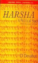 9780195656206: Harsha: A Political Study