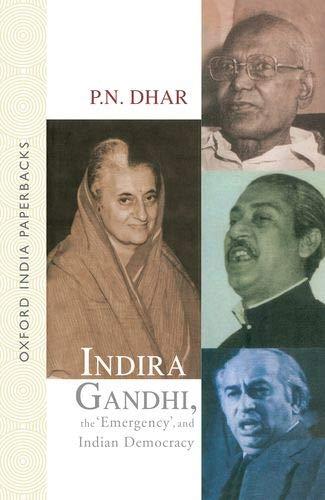 9780195656459: Indira Gandhi, the