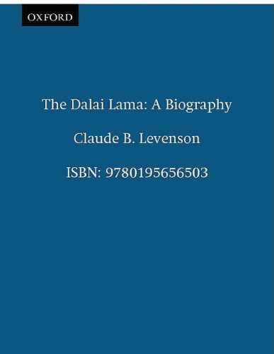 9780195656503: The Dalai Lama: A Biography (Oxford India Paperbacks)