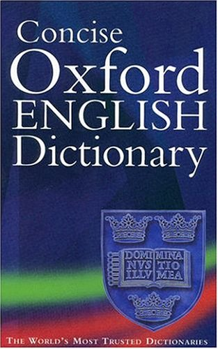 9780195662948: Concise Oxford English Dictionary