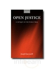 9780195664966: Open Justice : A Critique of the Public Trial