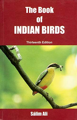 9780195665239: The Book of Indian Birds