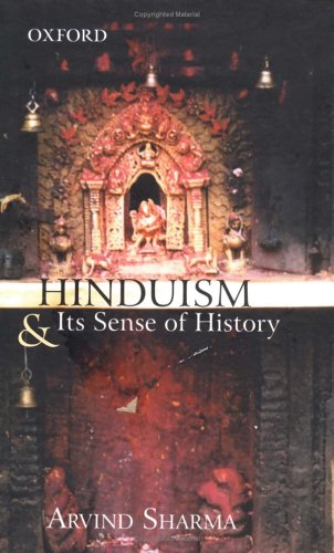 9780195665314: Hinduism and Its Sense of History