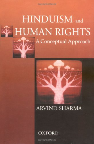 9780195665857: Hinduism and Human Rights: A Conceptual Approach