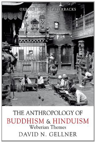 9780195666113: The Anthropology of Buddhism and Hinduism: Weberian Themes (Oxford India Paperbacks)