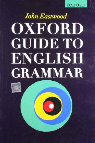 9780195667455: OXFORD GUIDE TO ENGLISH GRAMMA