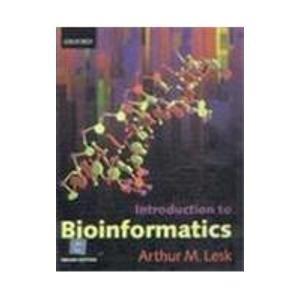 9780195667486: INTRODUCTION TO BIOINFORMATICS.