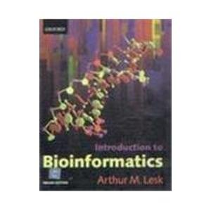 9780195667486: INTRODUCTION TO BIOINFORMATICS.