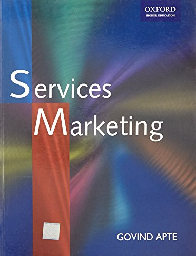 9780195667585: Services Marketing