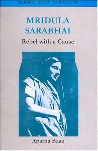 Mridula Sarabhai: Aparna Basu
