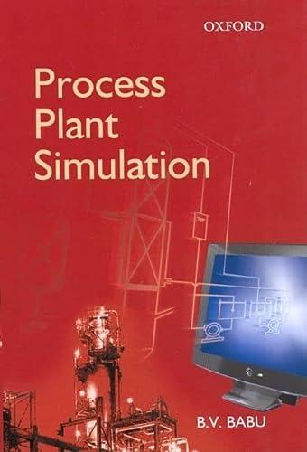 Process Plant Simulation: B.V. Babu
