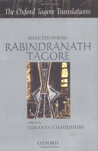 9780195668674: Selected Poems (Oxford Tagore Translations) (Oxford Tagore Translations Series)