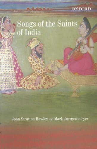 9780195668704: Songs of the Saints of India