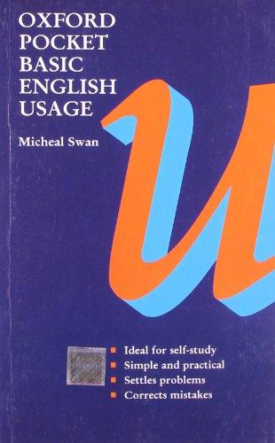 9780195668896: BASIC ENGLISH USAGE