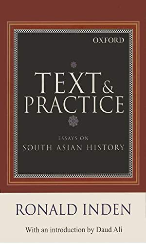 9780195668957: Text and Practice: Essays on South Asian History (SOAS Studies on South Asia)