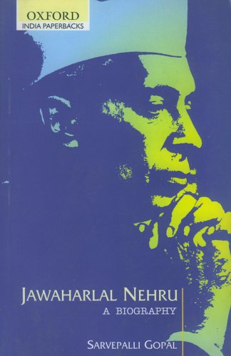 9780195669206: Jawaharlal Nehru: A Biography (Oxford India Paperbacks)