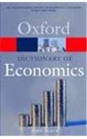 9780195669268: A Dictionary of Economics