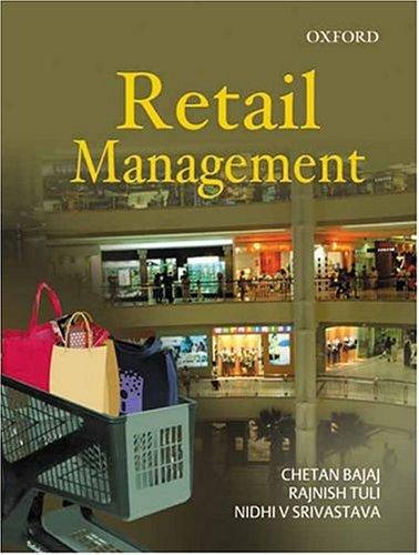 9780195669862: Retail Management