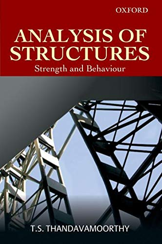 9780195670035: Analysis of Structures: Strength and Behaviour