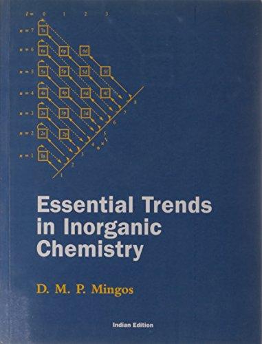 9780195670295: Essential Trends In Inorganic Chemistry