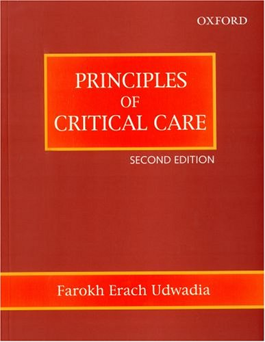 9780195670349: Principles of Critical Care