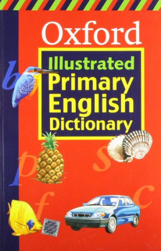 9780195670493: Illustrated Primary English Dictionary