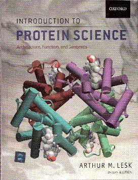 9780195671063: INTRODUCTION TO PROTEIN SCIENCE: ARCHITECTURE, FUNCTION AND GENOMICS.