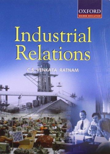 9780195671087: Industrial Relations