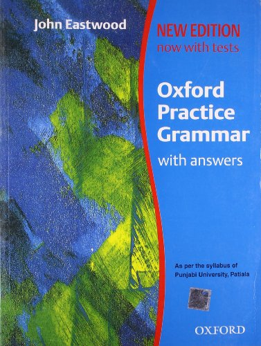 9780195671384: Oxford Practice Grammar: with Answers