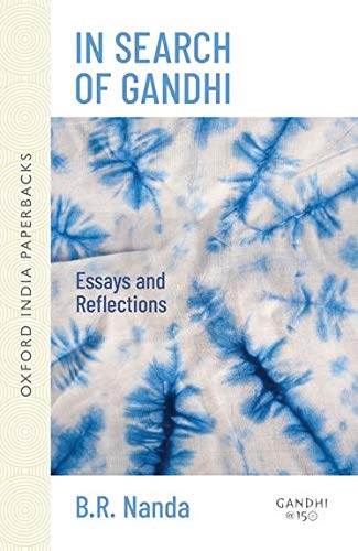 9780195672039: In Search of Gandhi: Essays and Reflections (Oxford India Collection (Paperback))