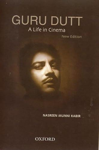 9780195672336: Guru Dutt: A Life in Cinema