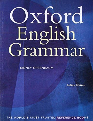 9780195672572: OXFORD ENGLISH GRAMMAR