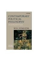 9780195672886: Contemporary Political Philosophy ; An Introduction