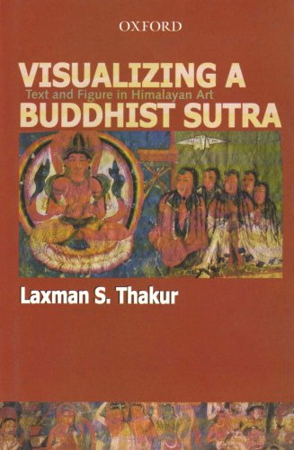9780195673142: Visualizing a Buddhist Sutra: Text and Figure in Himalayan Art