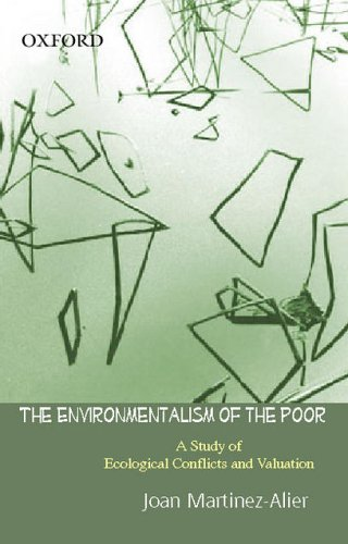 9780195673289: The Environmentalism of the Poor: A Study of Ecological Conflicts and Valuati...