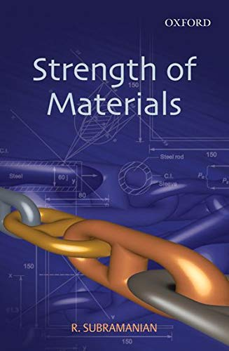 9780195675306: Strength of Materials
