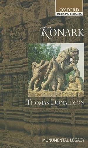 Konark (Monumental Legacy): Donaldson, Thomas