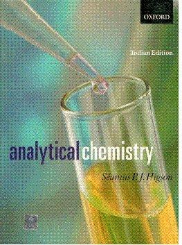 9780195676037: Analytical Chemistry