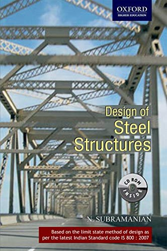 9780195676815: Design of Steel Structures (Oxford Higher Education)