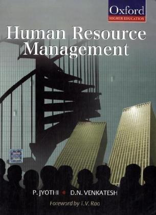 Human Resource Management: Jyothi;Venkatesh
