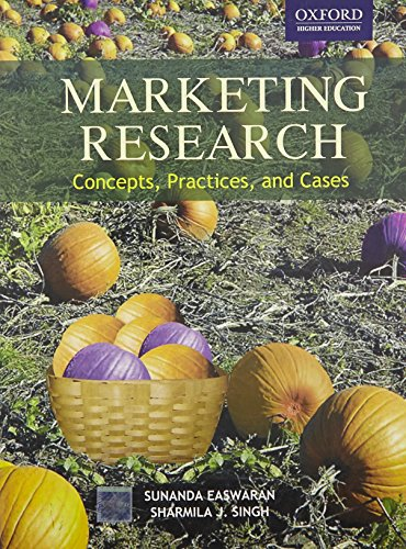 9780195676969: Marketing Research: Concepts, Practices and Cases (Oxford Higher Education)