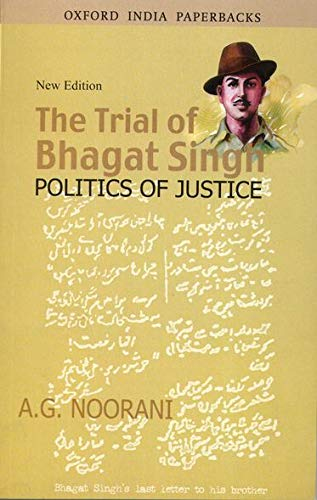 9780195678178: The Trial of Bhagat Singh: Politics of Justice