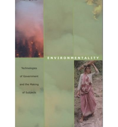 9780195678406: Environmentality: Technologies of Government and the Making of Subjects